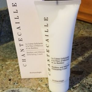 Chantecaille Bamboo and Hibiscus Exfoliating Cream